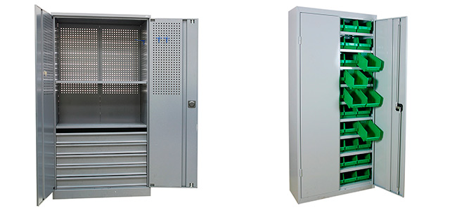 Инструментальные шкафы – промышленная мебель для оптимизации рабочего пространства