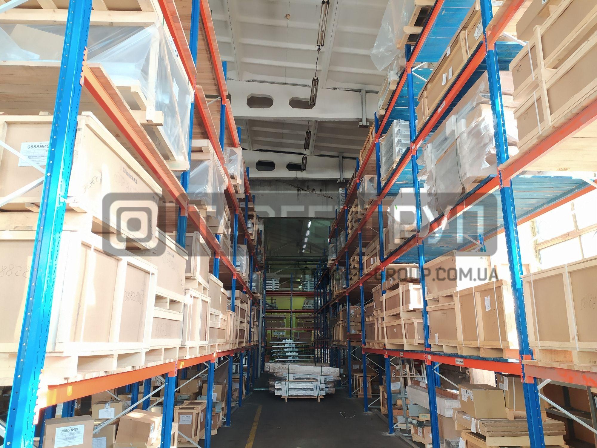 Модернізація складського приміщення