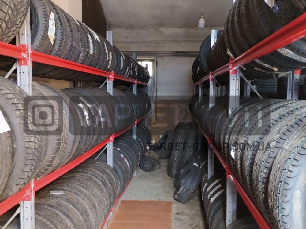 Оптимальне рішення для зберігання шин