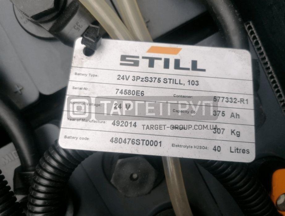 Электроштабелер  STILL EGV 14