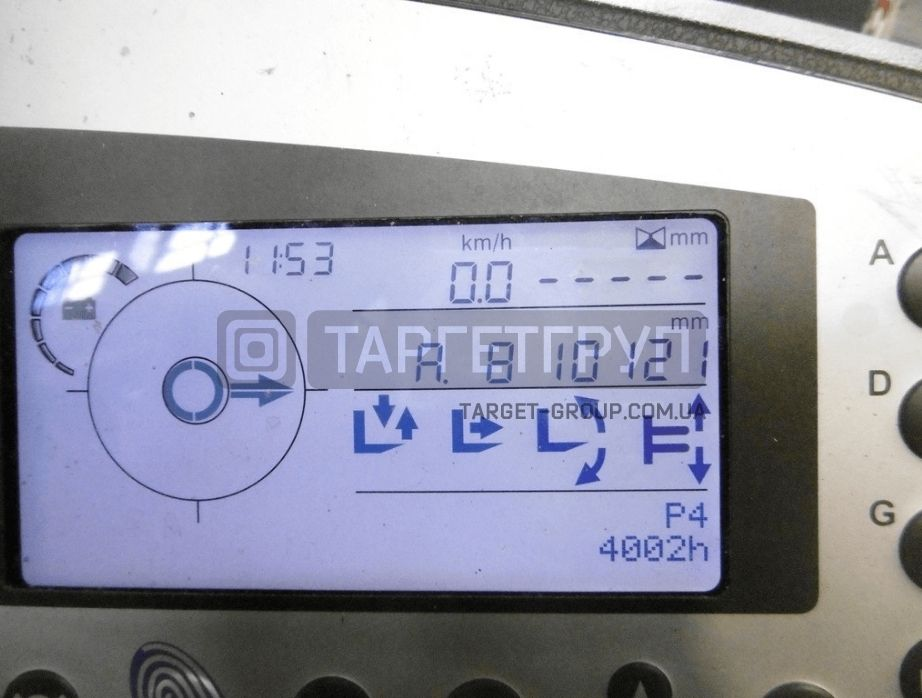 Штабелер электрический  STILLFM-X20