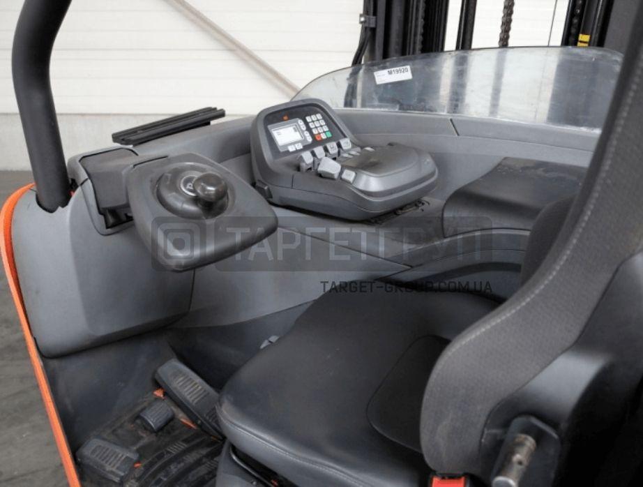 Штабелер электрический BT RRE160E