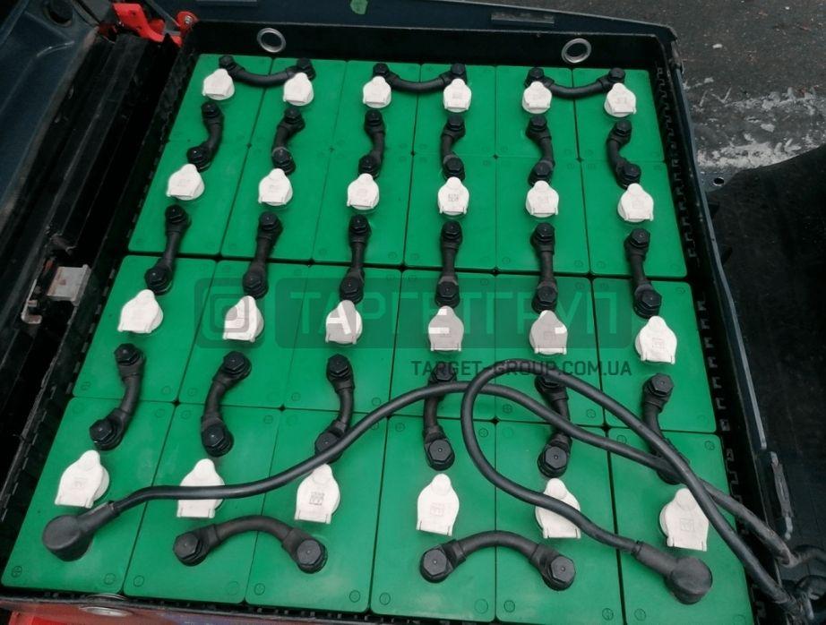 Вилочный электропогрузчик TOYOTA 8FBMT16