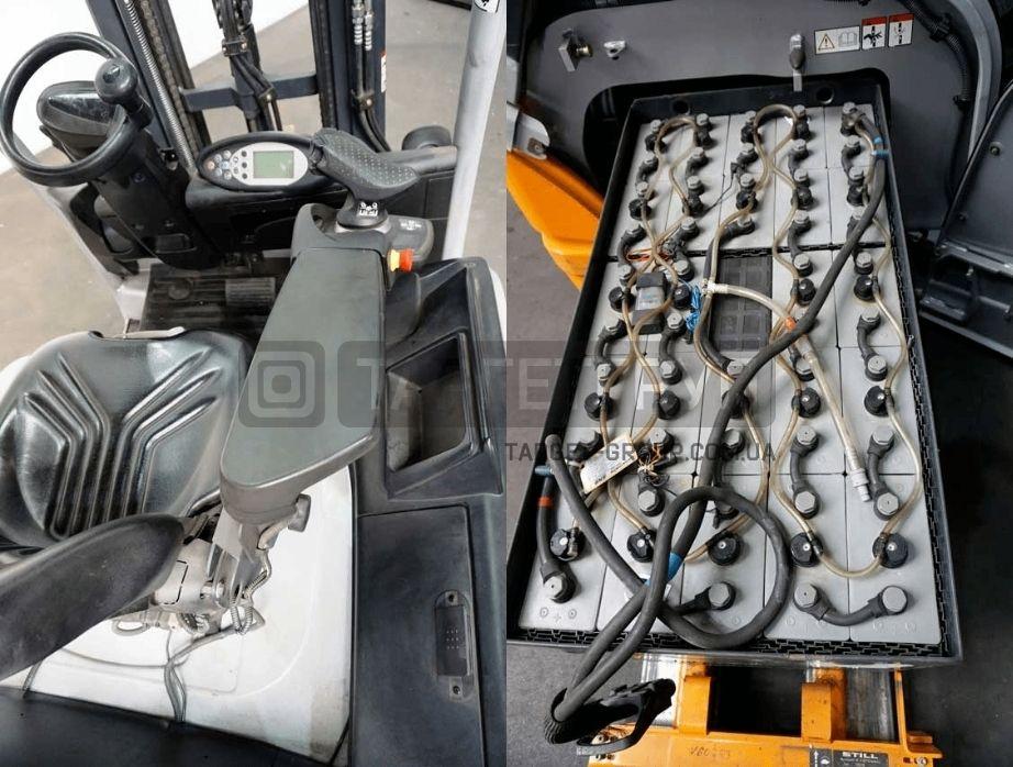 Вилочный электропогрузчик STILL RX 20-16