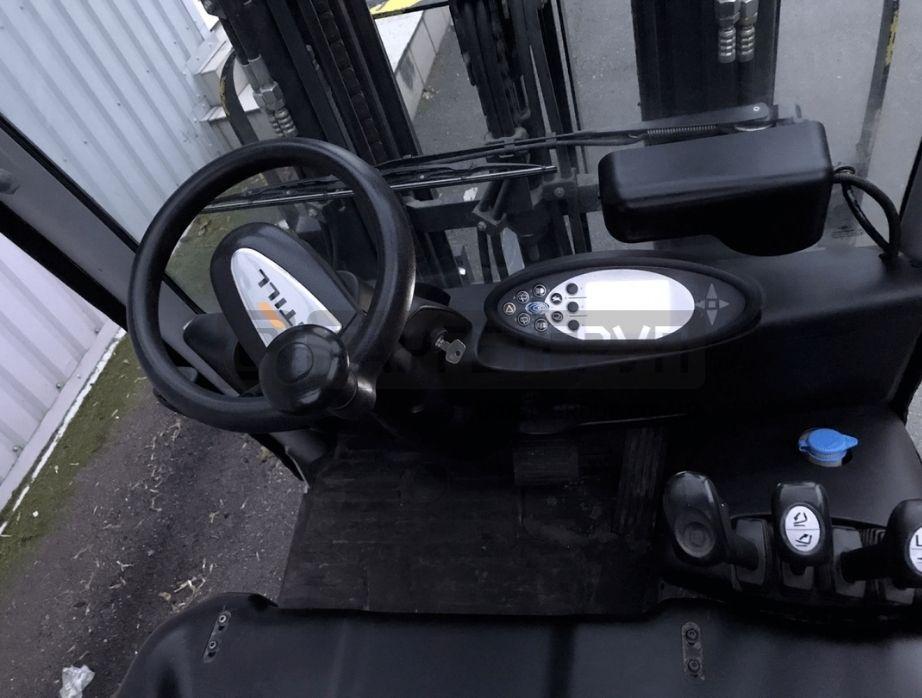 Вилочный электропогрузчик STILL RX50-13