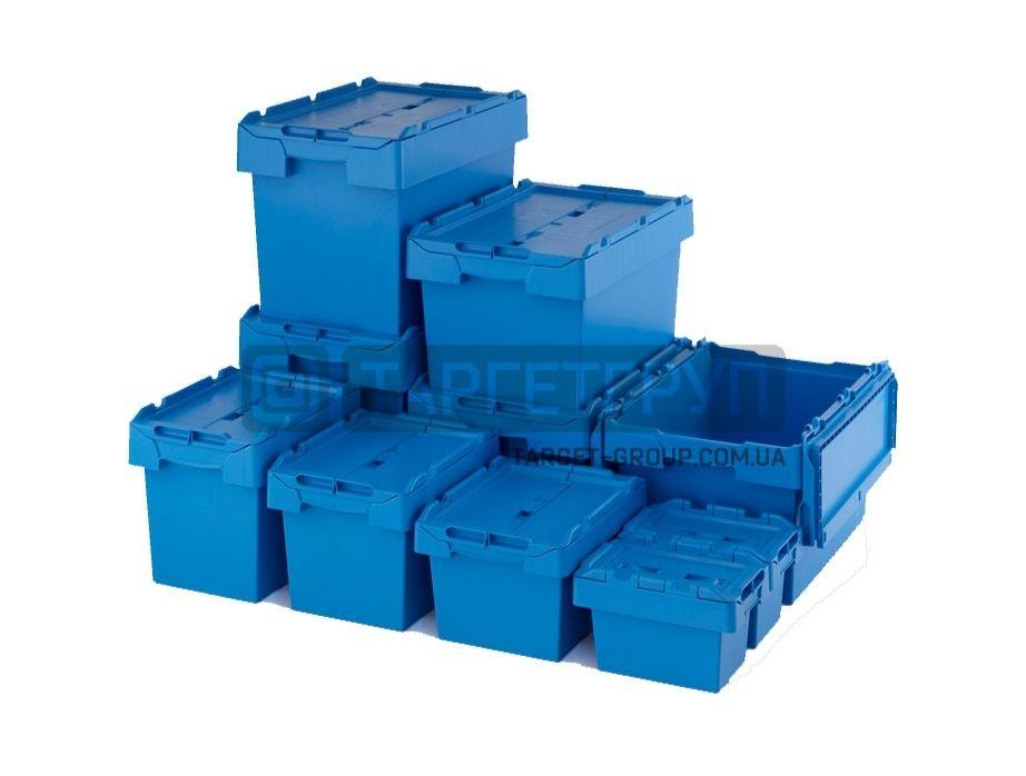 Чому слід вибирати вкладені контейнери?